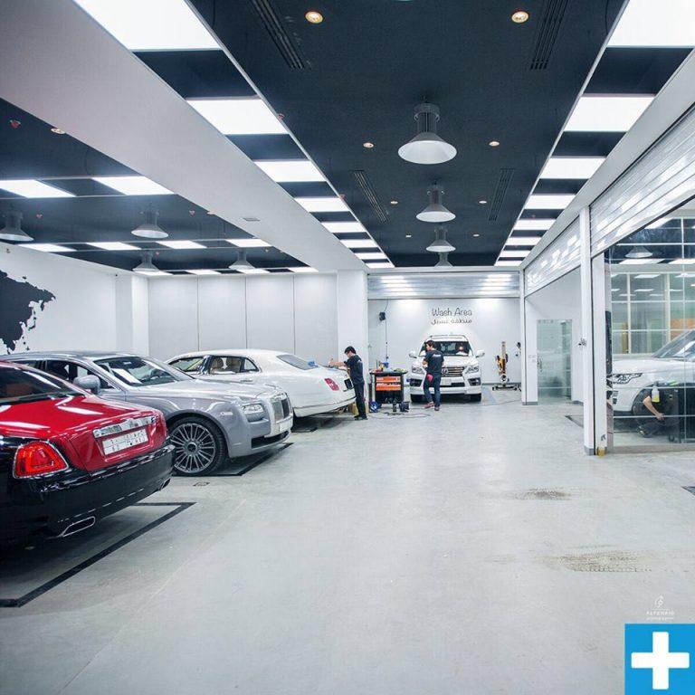 kinh doanh chăm sóc xe detailing cao cấp