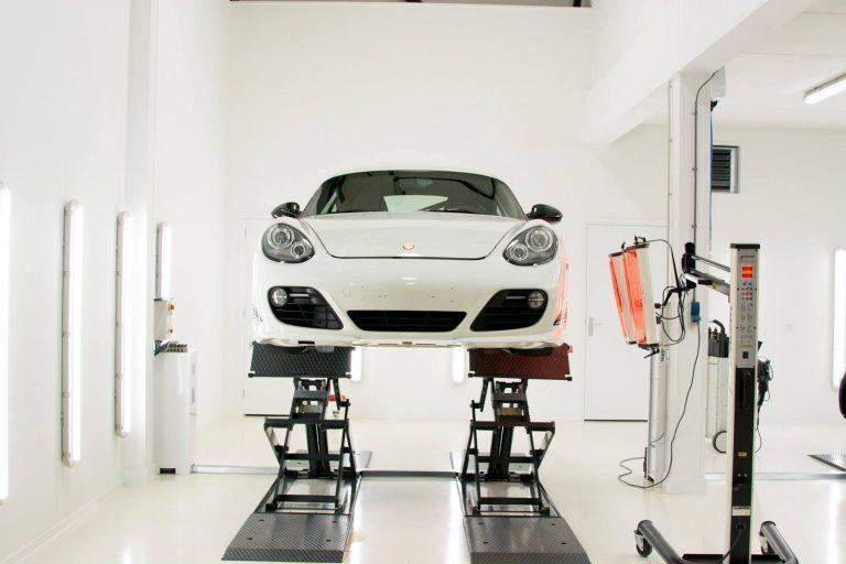 kinh doanh chăm sóc xe ô tô detailing