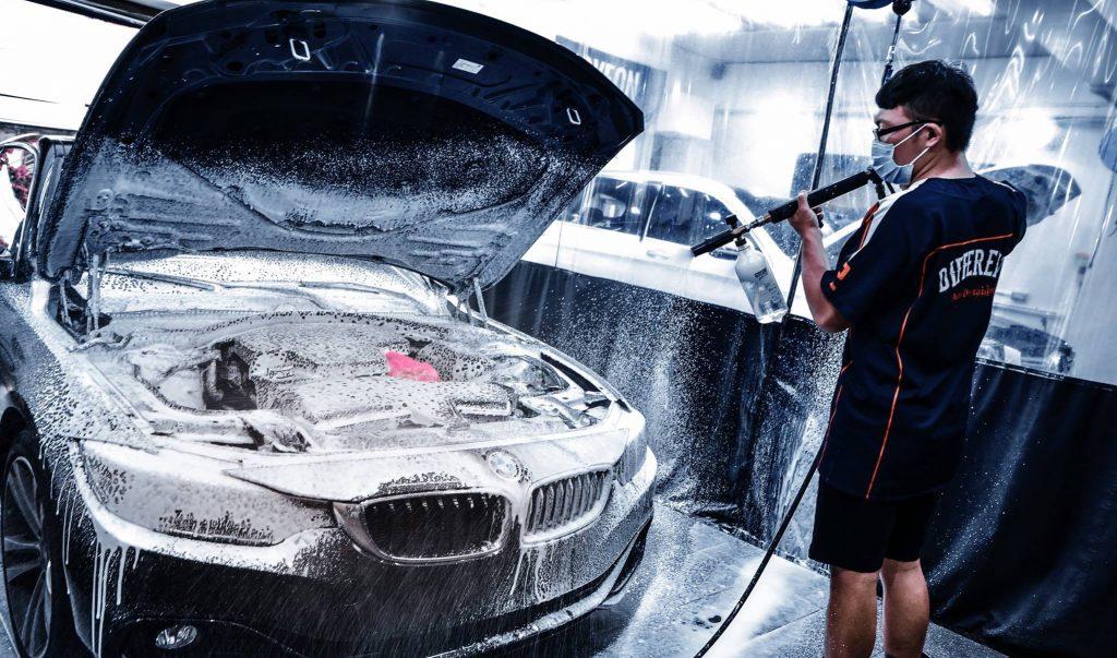Chỗ rửa xe detailing uy tín