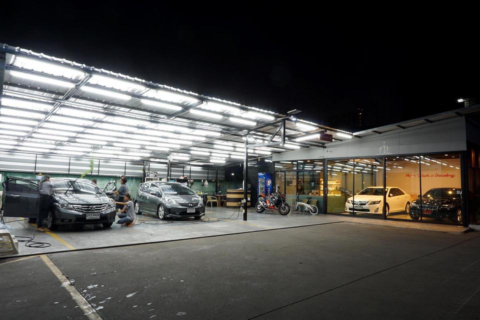 tư vấn nghề chăm sóc xe hơi