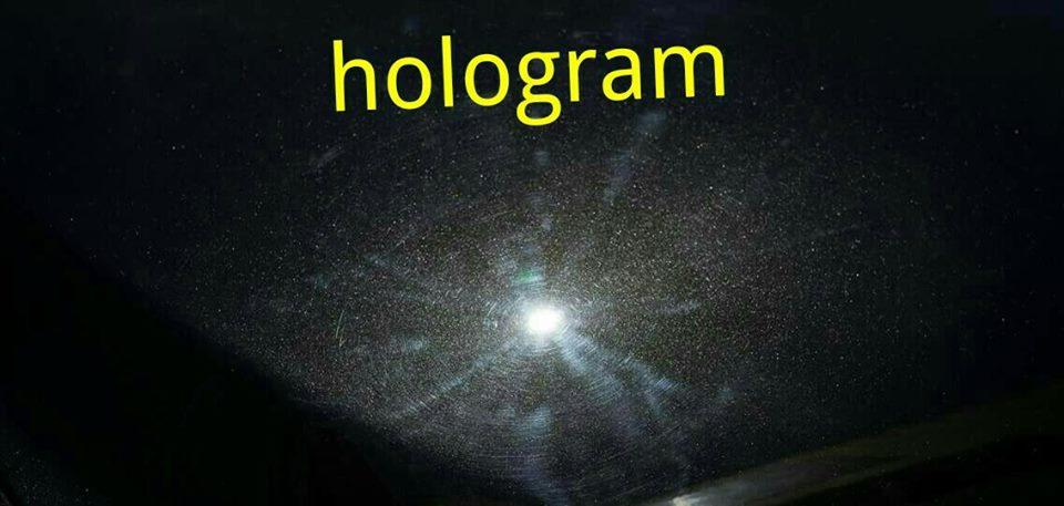 Lỗi quầng hologram do máy đánh bóng truyền thống