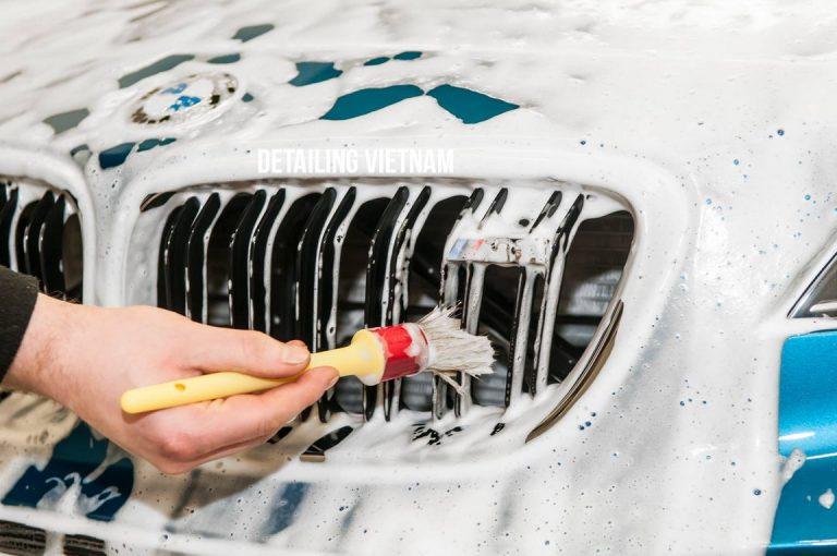 Tìm việc làm rửa xe detailing