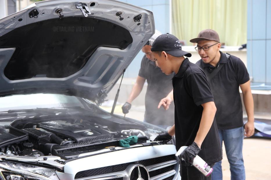 Kinh doanh spa ô tô