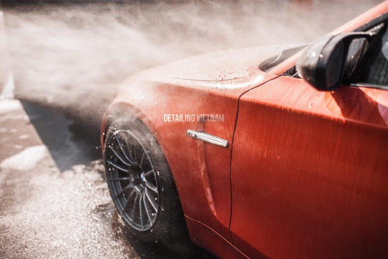 tăng doanh thu tiệm rửa xe