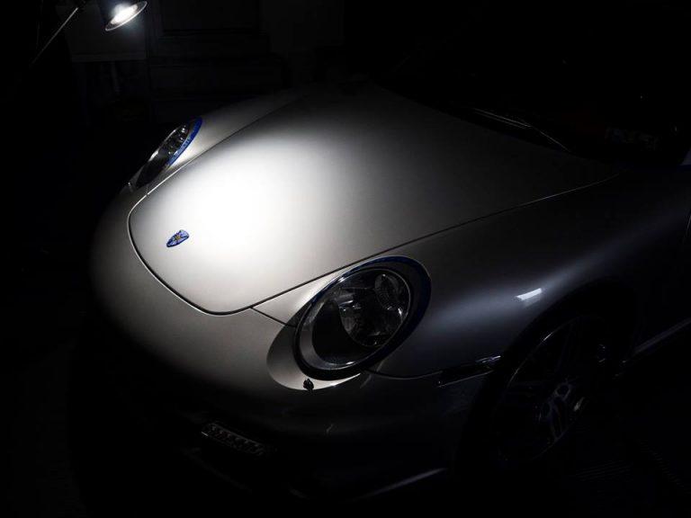 Phủ coating bảo vệ sơn xe