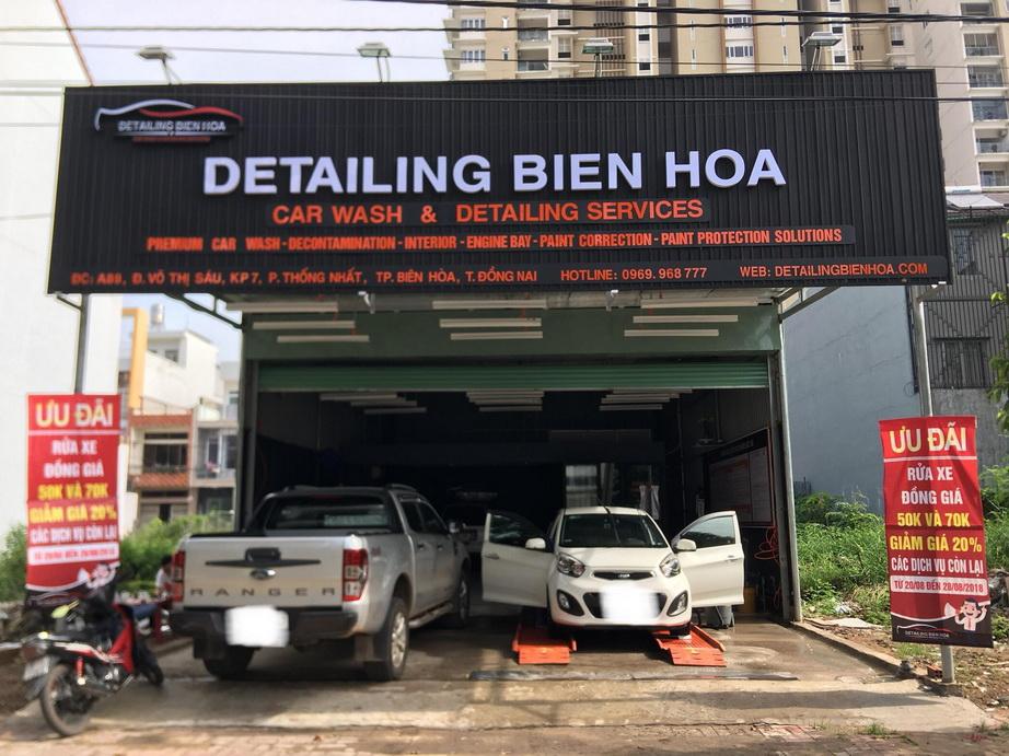 Đào tạo nghề detailing chuyên nghiệp
