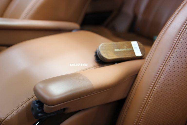 Quy trình vệ sinh nội thất ô tô