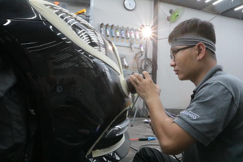Khóa học chăm sóc xe hiệu suất cao C.O.R.N.T High Performance Detailing Practices