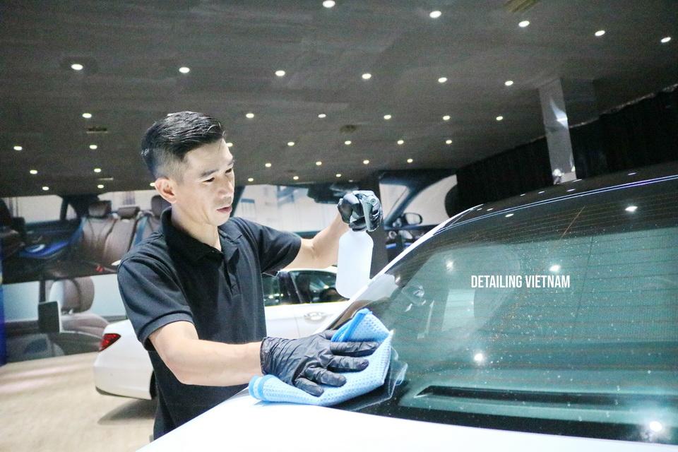 Khóa học chăm sóc xe ô tô hiệu suất cao CORNT high Performance Detailing Practices