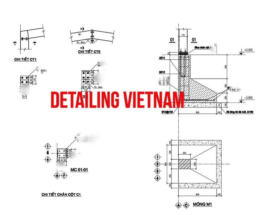 Tư vấn - Thiết kế - Thi công Detailing Workshop