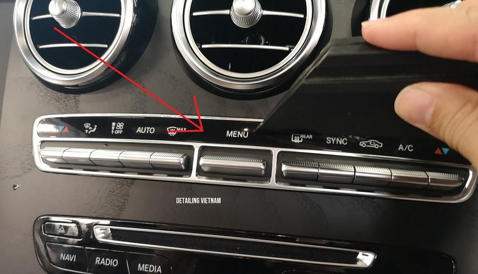 dán phim ppf bảo vệ nội thất xe ô tô
