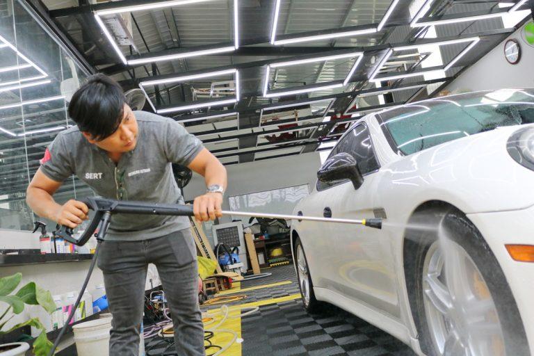 Tư vấn mở tiệm rửa xe ô tô: 5 lỗi phổ biến thường gặp