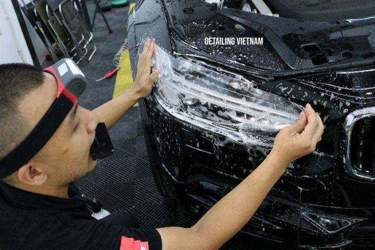 kinh doanh dịch vụ dán phim ppf bảo vệ sơn xe