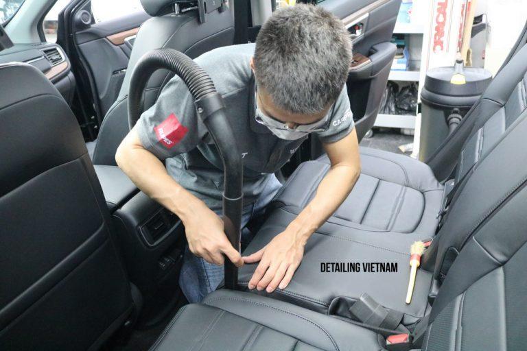 mua máy hút bụi xe hơi cho detailing workshop