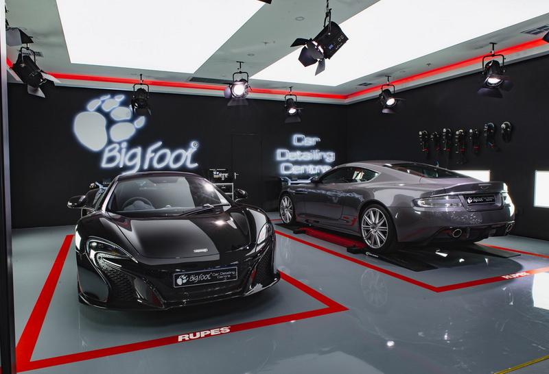 Bigfoot Car Detailing Centre