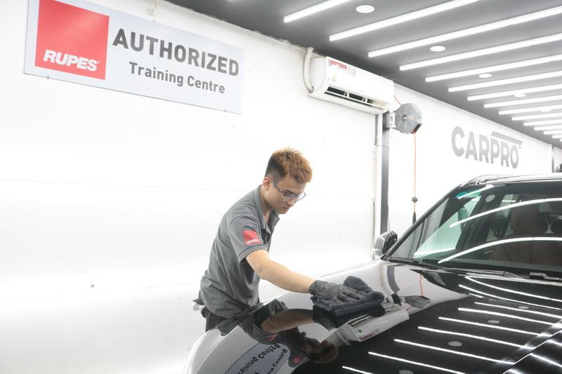 Chi phí mở auto detailing quan trọng