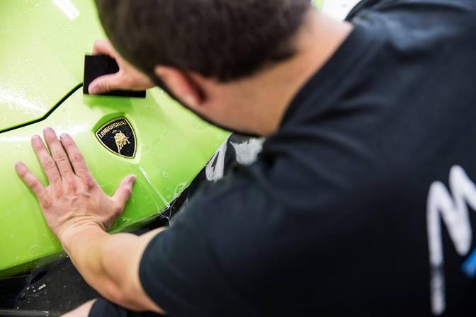 Giải pháp bảo vệ sơn xe cao cấp