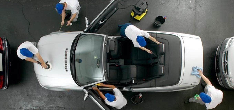 Kế hoạch kinh doanh detailing và chăm sóc xe ô tô chuyên nghiệp