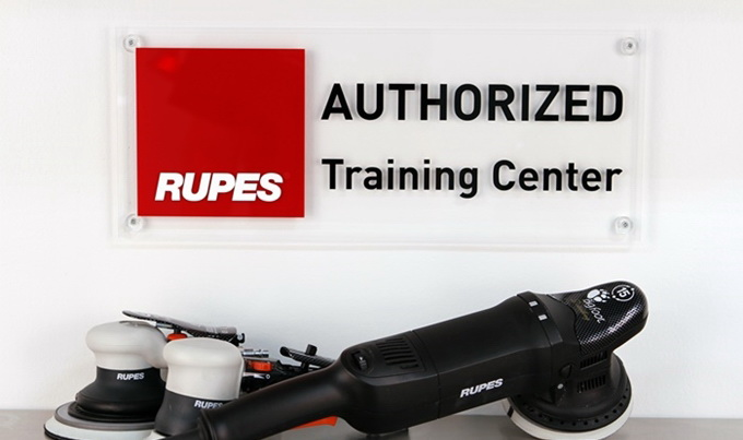 Kỹ thuật hiệu chỉnh khuyết tật lớp sơn theo Rupes