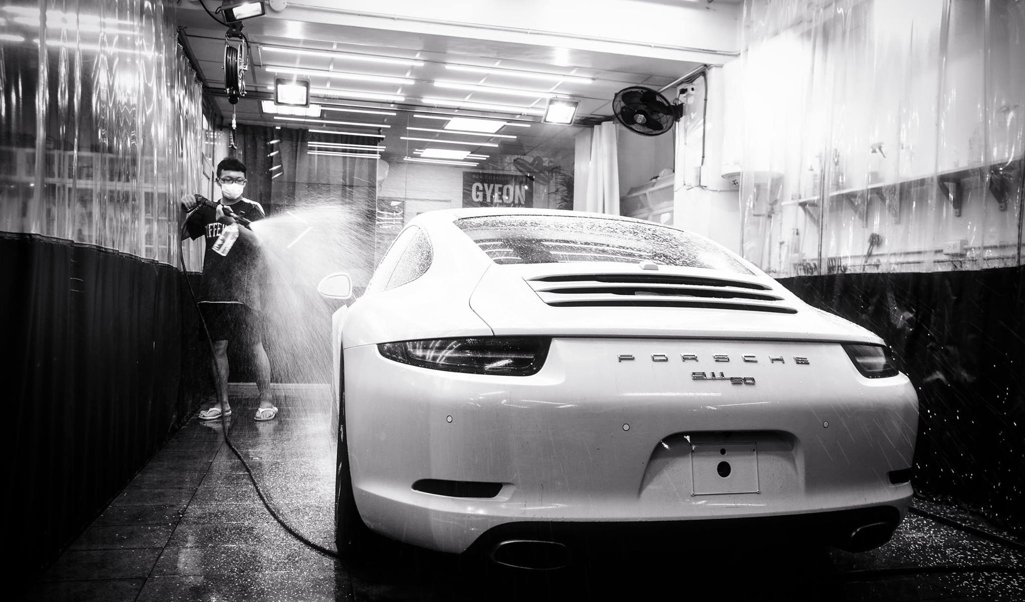 5 sai lầm thường gặp khi mở tiệm rửa xe ô tô