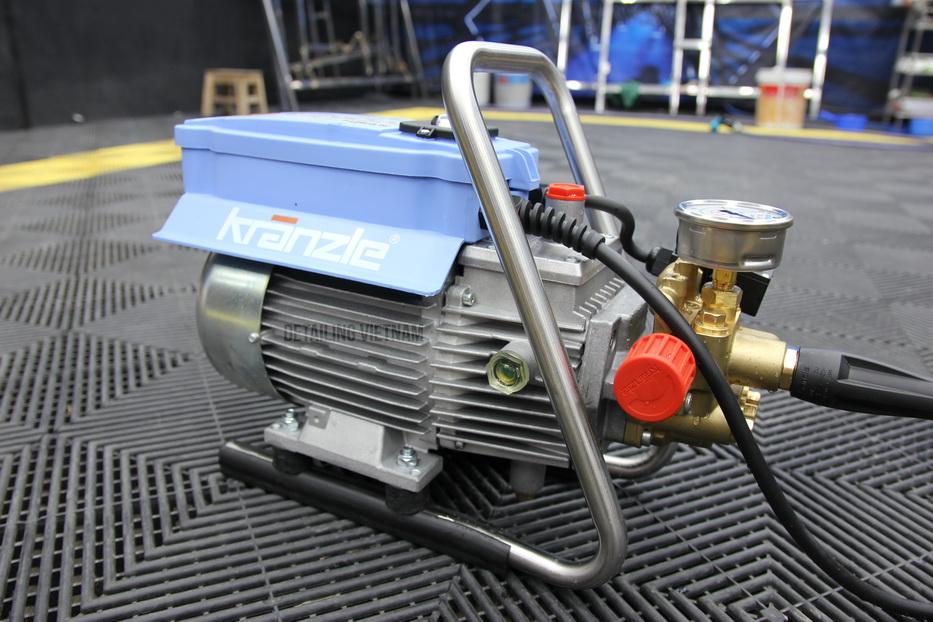 máy rửa xe Kranzle HD 7/122 TS