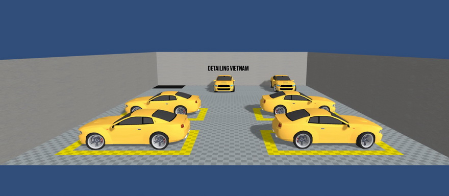 20191217 VIEW 1 edTư vấn - Thiết kế - Thi công trung tâm chăm sóc xe Detailing Workshop