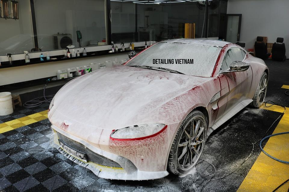 Dịch vụ rửa xe chuyên nghiệp
