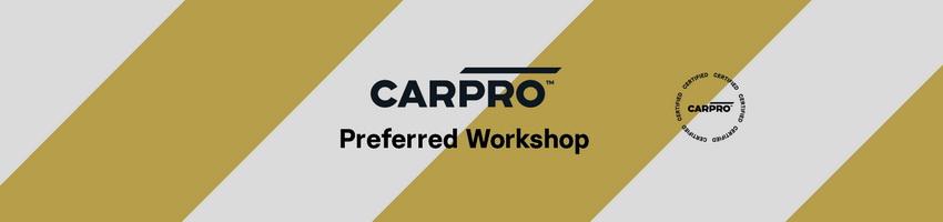 CHƯƠNG TRÌNH CARPRO PREFERRED WORKSHOP